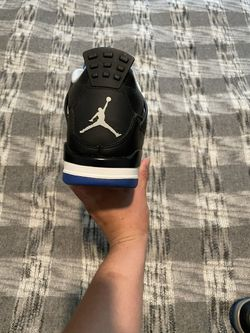 Air Jordan 4 Motor sports Alternative Mens Thumbnail