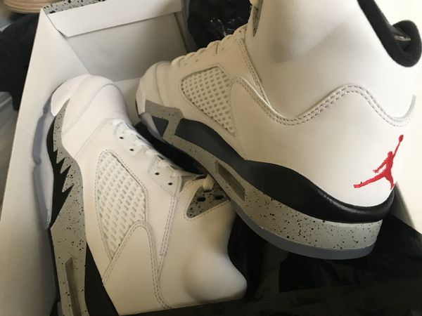 pretty nice 7b358 c6ca1 Brand new Jordan 5s size 9.5 no trades for Sale in Decatur, GA - OfferUp