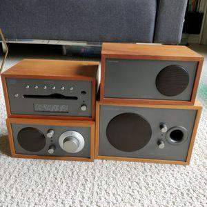 Tivoli Audio Model Two with CD/Radio for Sale in San Francisco, CA