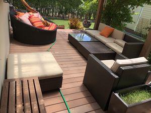 Outdoor patio furniture for Sale in Miami, FL