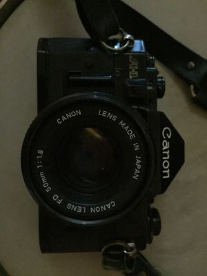 Canon a1 for Sale in Scottsdale, AZ