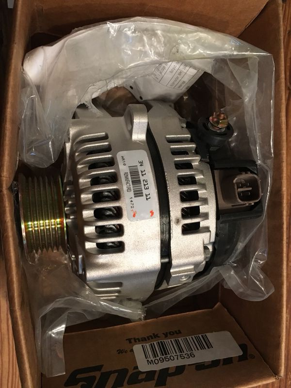 Remanufactured Alternator Fits 2006 Toyota Camry