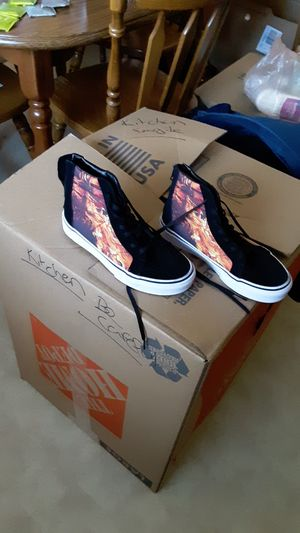 0aeb6d4504 Flame high top boys shoes for Sale in Newport News
