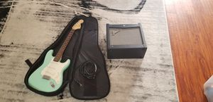 Electric guitar with amplifier for Sale in Orlando, FL