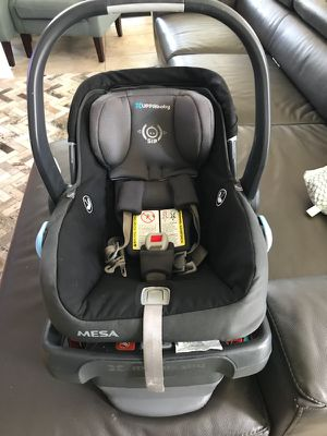 Uppababy Mesa Car Seat 2015 New Condition For Sale In Davie FL