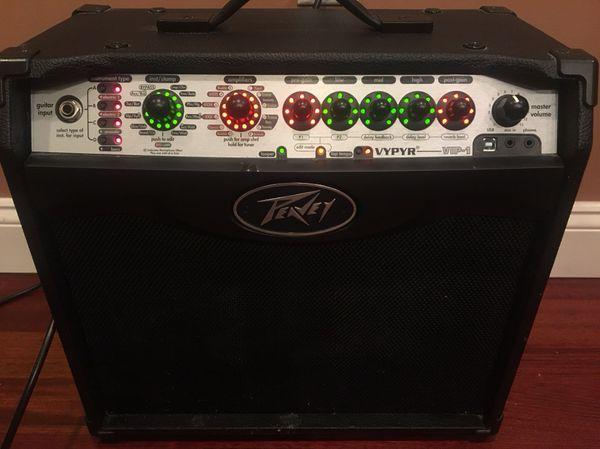 Peavey VYPYR VIP-1 modeling amp for Sale in Salem, NH - OfferUp