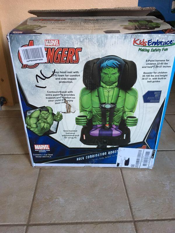Car Seat Booster Hulk For Sale In Avondale AZ