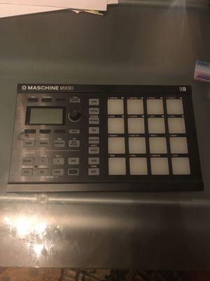 Maschine mk2 mikro for Sale in Dallas, TX