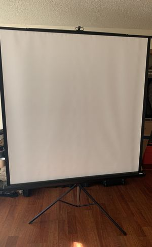HDN Projector Screen for Sale in Olympia, WA
