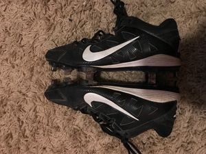 Photo Nike Metal Cleats- softball/baseball