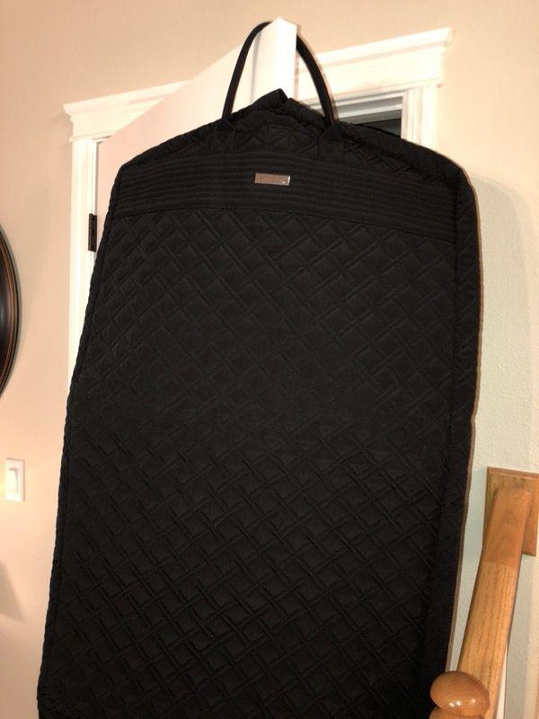 f7adc50488 Brand New Vera Bradley Classic Black Garment Bag for Sale in ...