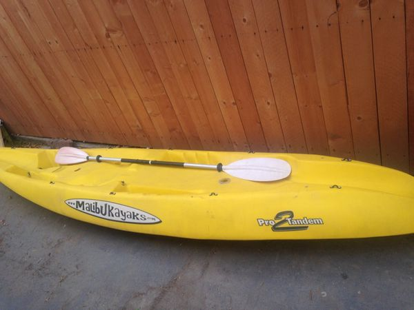 Malibu Kayaks Pro 2 Tandem Sit-on-top (used) for Sale in Culver City, CA -  OfferUp