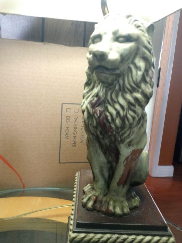Lion Lamp For Sale In Las Vegas Nv Offerup