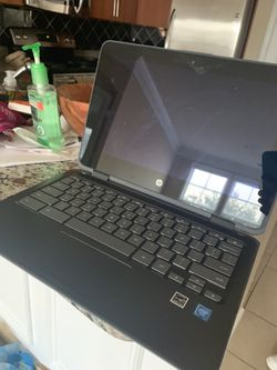 Chromebook HP Thumbnail