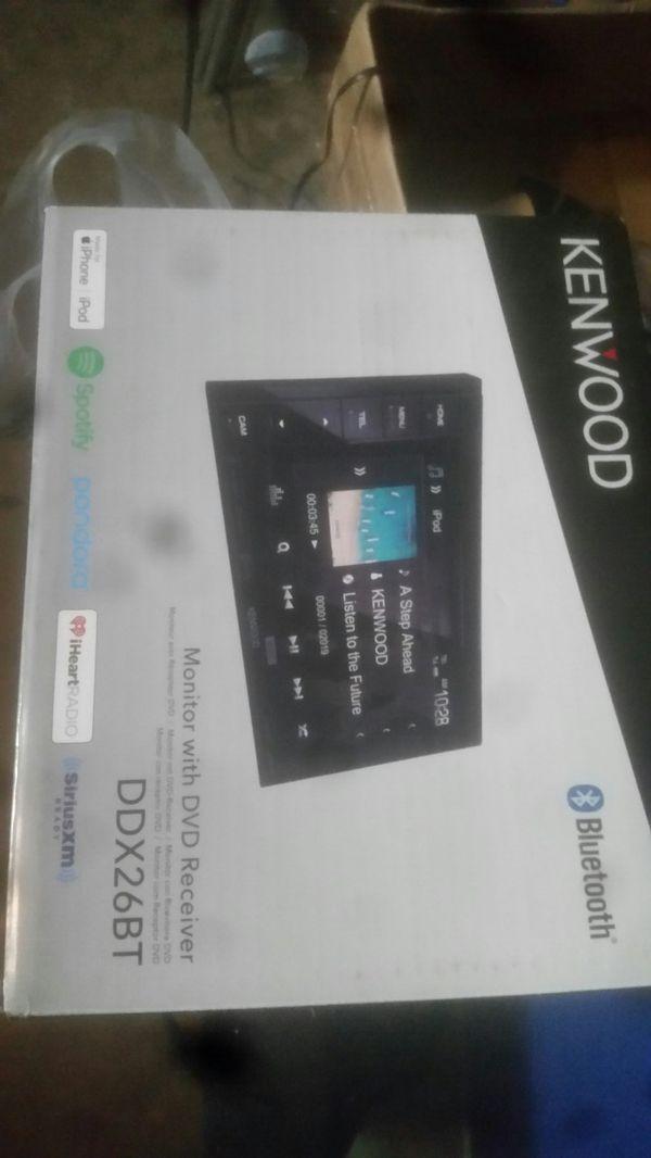 Kenwood ddx26bt for Sale in Pomona, CA - OfferUp