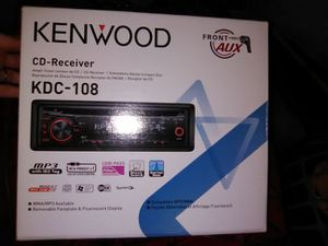 Kenwood stereo deck for Sale in Portland, OR