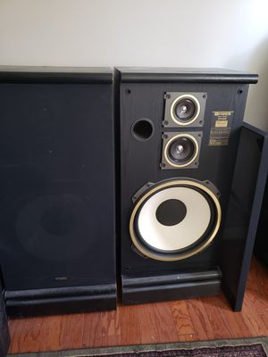 Fisher Brand Floor Speakers (Qty. 2) for Sale in Ashburn, VA