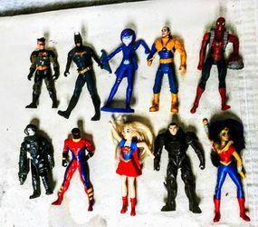 Super hero's Thumbnail