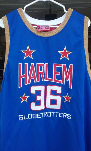 Harlem Globetrotters Jersey for Sale in Laveen Village, AZ
