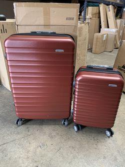 Amazon basics premium hardside 2 piece luggage Thumbnail