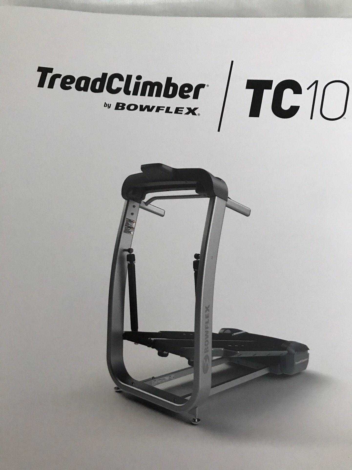TC10 Treadclimer