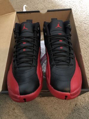039a8acb3a99 ... coupon for air jordan 12 flu game for sale in saint petersburg fl a5343  64db3