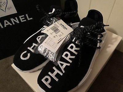 710b7be22 Adidas NMD Hu (Human Race) Pharrell Williams X Chanel X Colette for ...