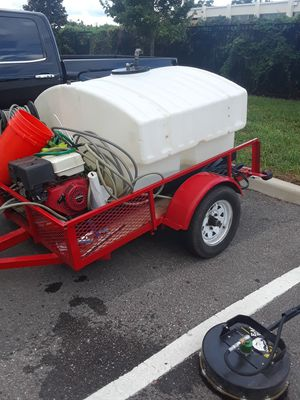 Full equipment for pressure washer for Sale in Orlando, FL