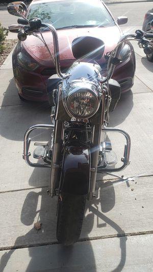 Photo 2005 Harley Davidson Road King Custom FLHRSI