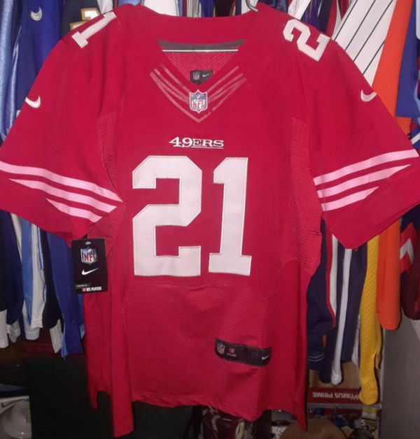 NFL SAN FRANCISCO 49ERS NIKE FRANK GORE