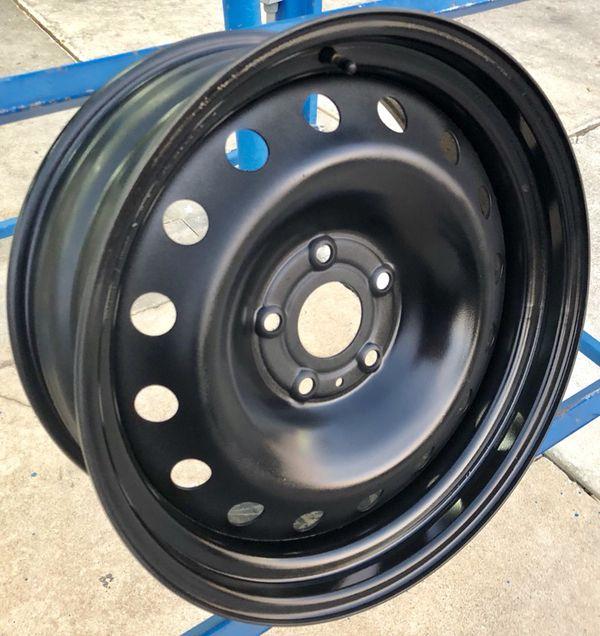 "Aaa San Antonio >> 20"" rim 20x8 Dodge Ram 1500 black steel spare wheel for Sale in San Antonio, TX - OfferUp"