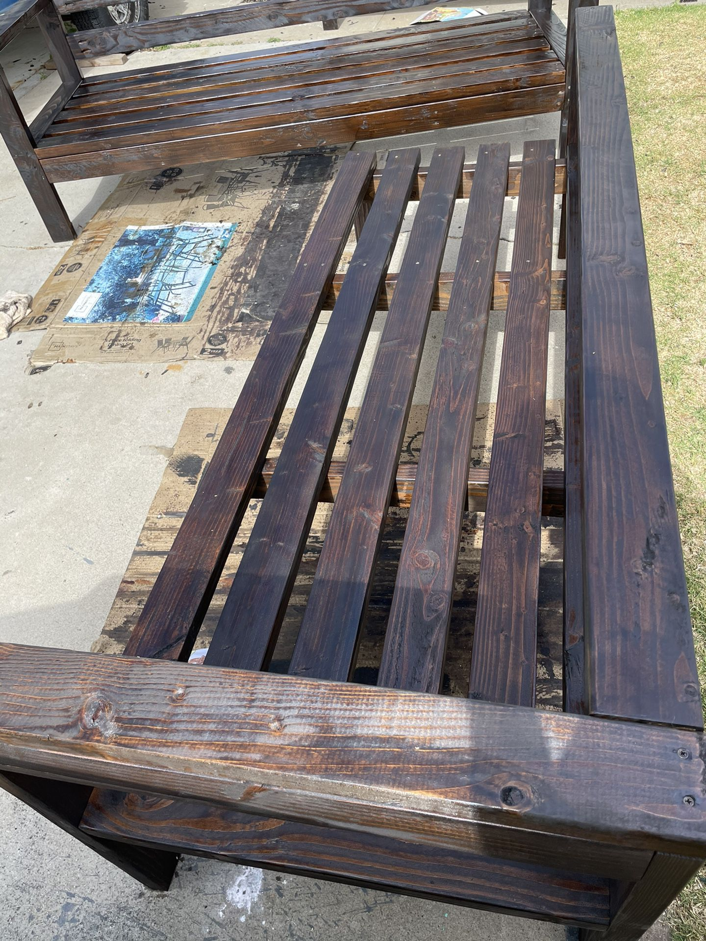Sectional Outdoor Furniture