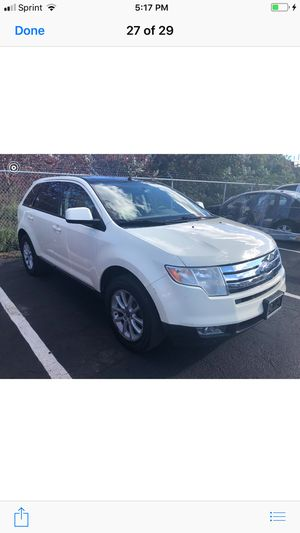 Ford Edge For Sale In Quincy Ma
