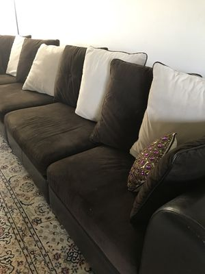 Astounding New And Used Sectional Couch For Sale In Lincoln Ne Offerup Bralicious Painted Fabric Chair Ideas Braliciousco