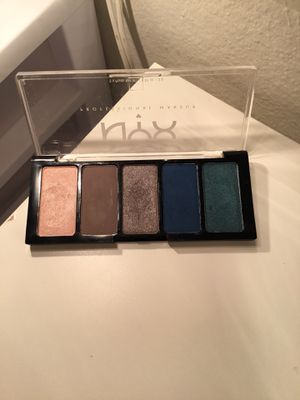 NYX Eyeshadow Palette for Sale in Rockville, MD
