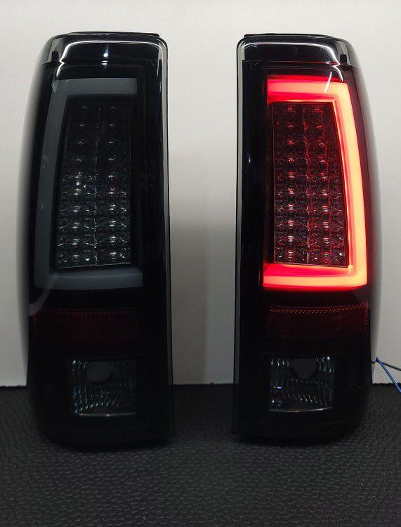 Black Smoke Optic LED Tail Lamps