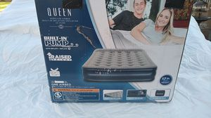 New best way queen-size air mattress for Sale in St. Louis, MO