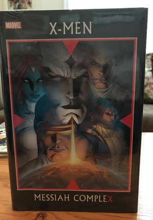 X-MEN MESSIAH COMPLEX Book. NEW for Sale in Gainesville, VA