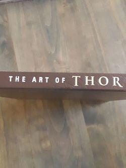 The art of thor Thumbnail