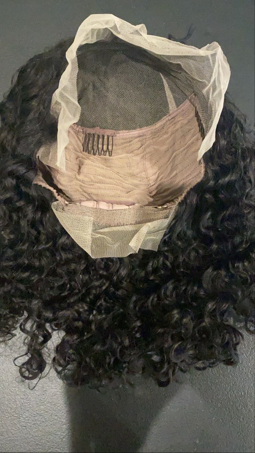 Curly Wig unit must go ASAP AVAIL FOR PICK-UP