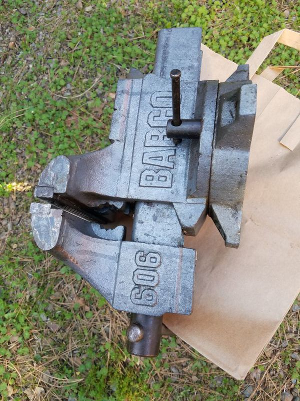Babco 606 Bench Vise 5 Inch Jaws For Sale In Meadow Vista