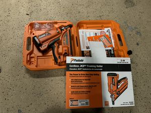 Photo Paslode cordless xp
