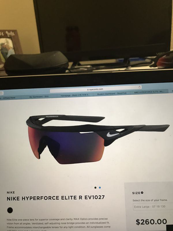 43397b319cd NIKE BASEBALL SUNGLASSES for Sale in Tucson