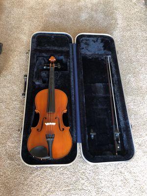 Strobel Violin ML80 2012 4/4 Full Size Eastman Strings w/case and Bow Pre-Owned for Sale in Haymarket, VA