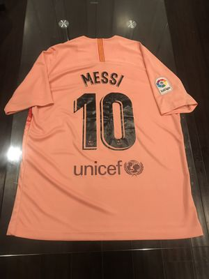 FC Barcelona 18/19 Messi for Sale in Sterling, VA