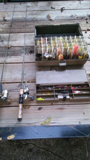 New And Used Fishing Reels For Sale In Dallas Tx Offerup