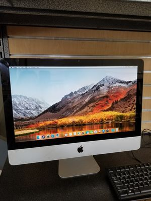 "21.5"" Apple Ci5 2.5Ghz iMac w/10.13 for Sale in Alexandria, VA"