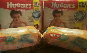 Huggies bundle for Sale in Detroit, MI