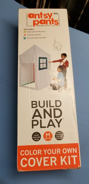 Build and play cover kit for Sale in Thousand Oaks, CA