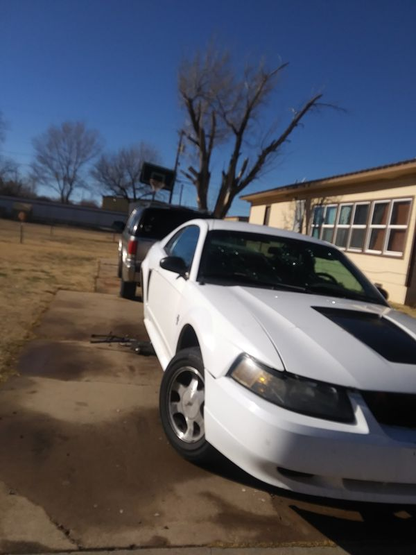 2001 Ford Mustang 5 Sd Runs Great Lost Le No Battery Im Keeping Mine